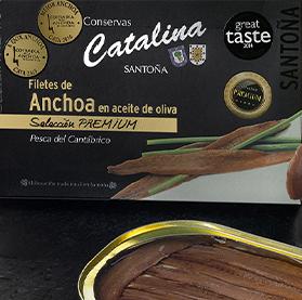 anchoas catalina