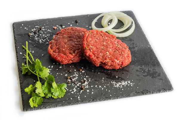 hamburguesa de ternera con jalapeños